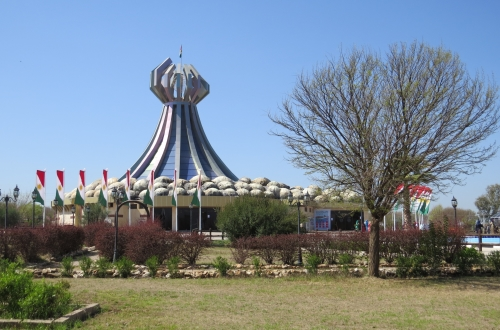 Monument van Halabja